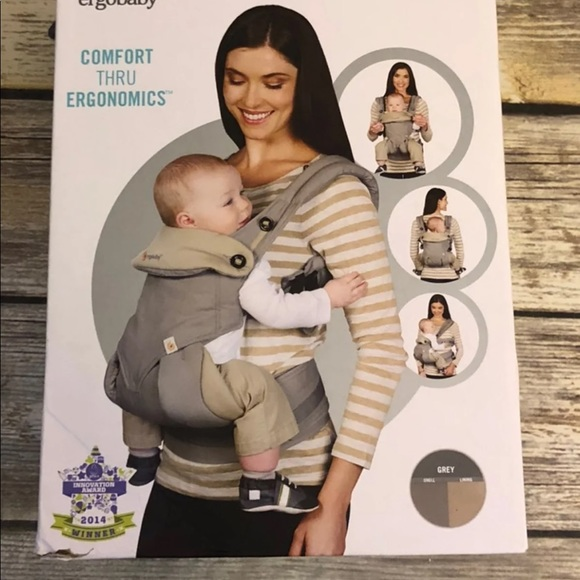 Ergobaby four position 360 - gray